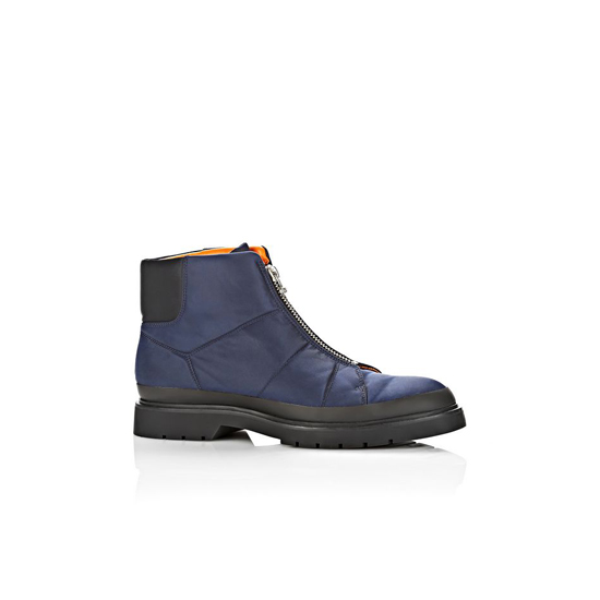 DARK BLUE ALEXANDER WANG DANE NYLON BOOT Outlet Online