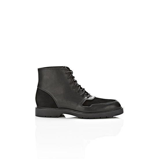 BLACK ALEXANDER WANG KALEB SUEDE BOOT Outlet Online