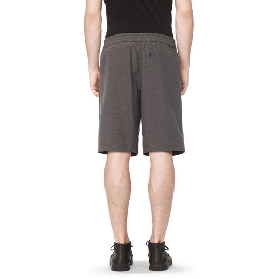 GRAY ALEXANDER WANG SWIM NYLON SHORTS Outlet Online
