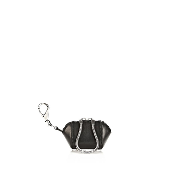 BLACK ALEXANDER WANG RUNWAY MINI MAKE UP POUCH IN BLACK Outlet Online