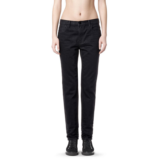 BLACK ALEXANDER WANG WANG 002 RELAXED FIT Outlet Online