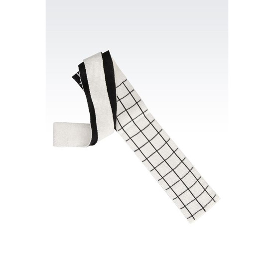 ARMANI KNITTED TIE Outlet Online