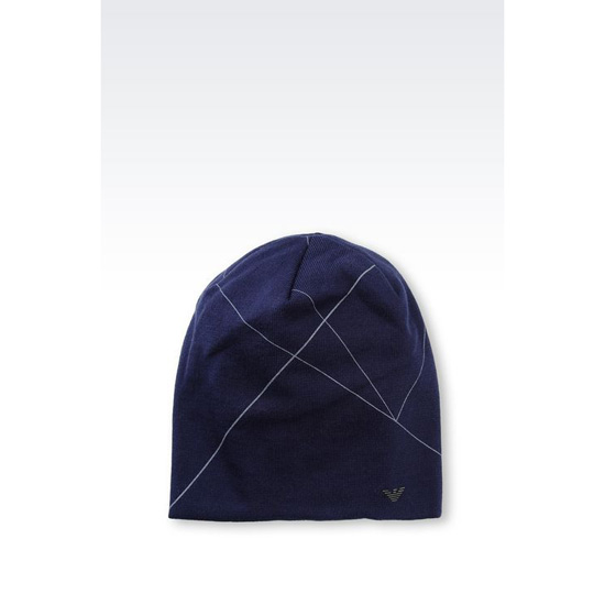ARMANI COTTON BEANIE Outlet Online