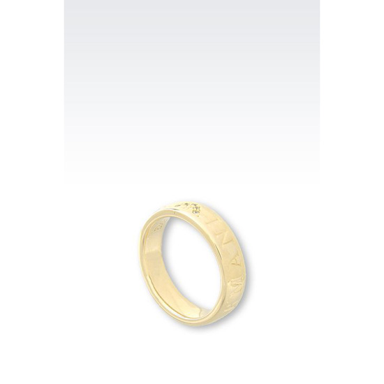 ARMANI RING Outlet Online