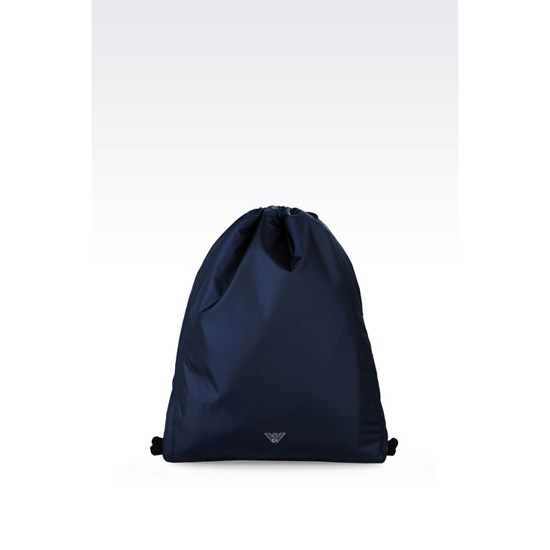 ARMANI BACKPACK IN TECHNICAL FABRIC Outlet Online