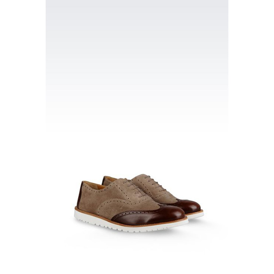 ARMANI CALFSKIN BROGUE Outlet Online