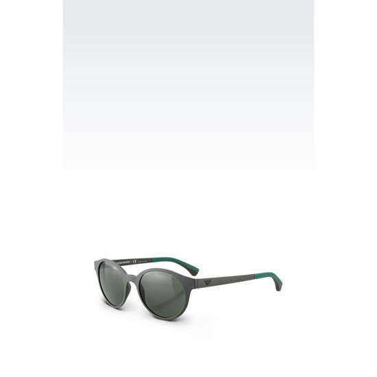ARMANI SUNGLASSES IN NYLON FIBRE Outlet Online