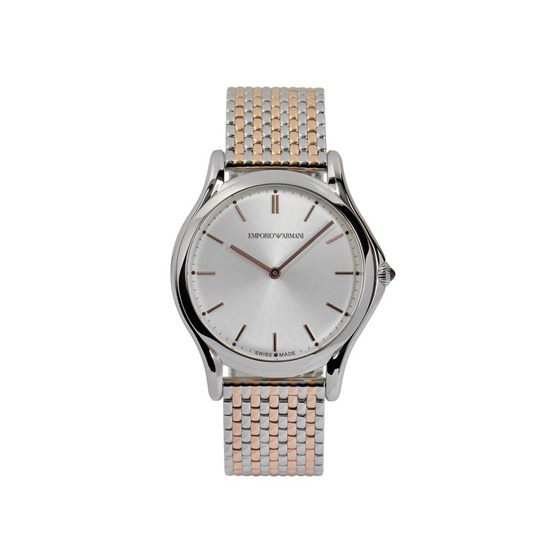 ARMANI SWISS MADE QUARTZ WATCH Outlet Online