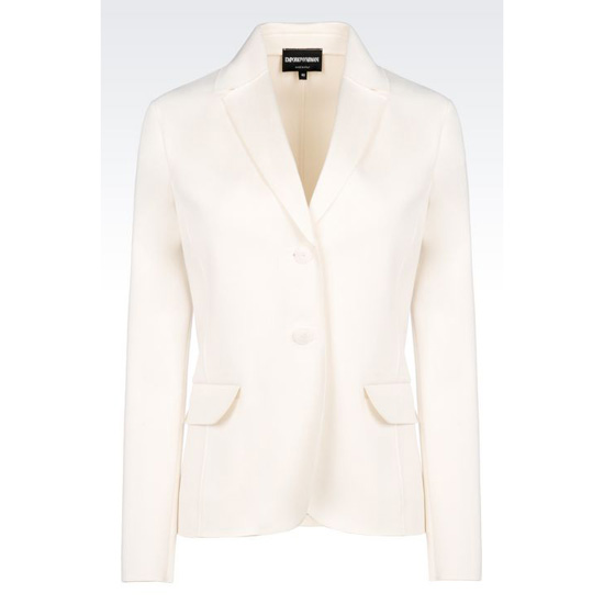 ARMANI JACKET IN NEOPRENE Outlet Online