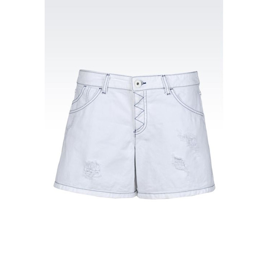 ARMANI SHORTS IN BULL Outlet Online
