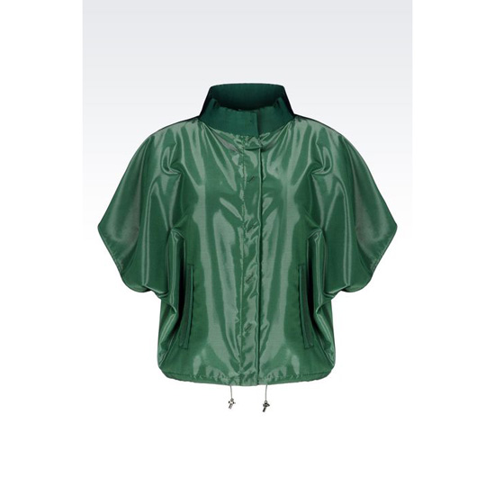 ARMANI JACKET IN ORGANZA Outlet Online