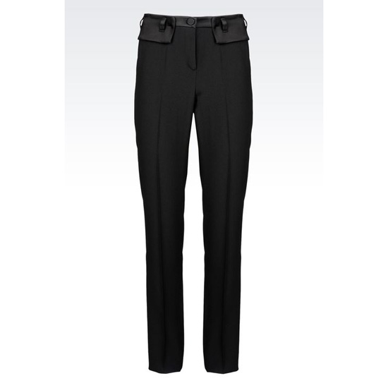 ARMANI TROUSERS IN CADY Outlet Online