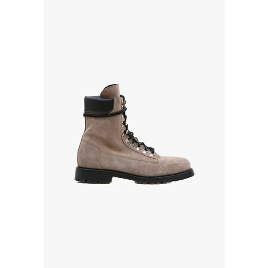 BALMAIN MEN SUEDE LOW-BOOTS Outlet Online