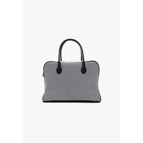 BALMAIN WOMEN PIERRE BAG IN FABRIC Outlet Online