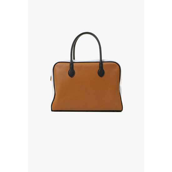 BALMAIN WOMEN TRICOLOR SMOOTH LEATHER PIERRE BAG Outlet Online