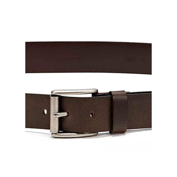 DK BROWN DKNY MILITARY BUCKLE BELT Outlet Online