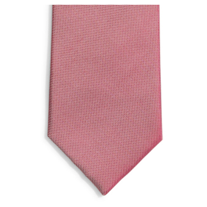 HOT PINK DKNY SATIN TEXTURED TIE Outlet Online