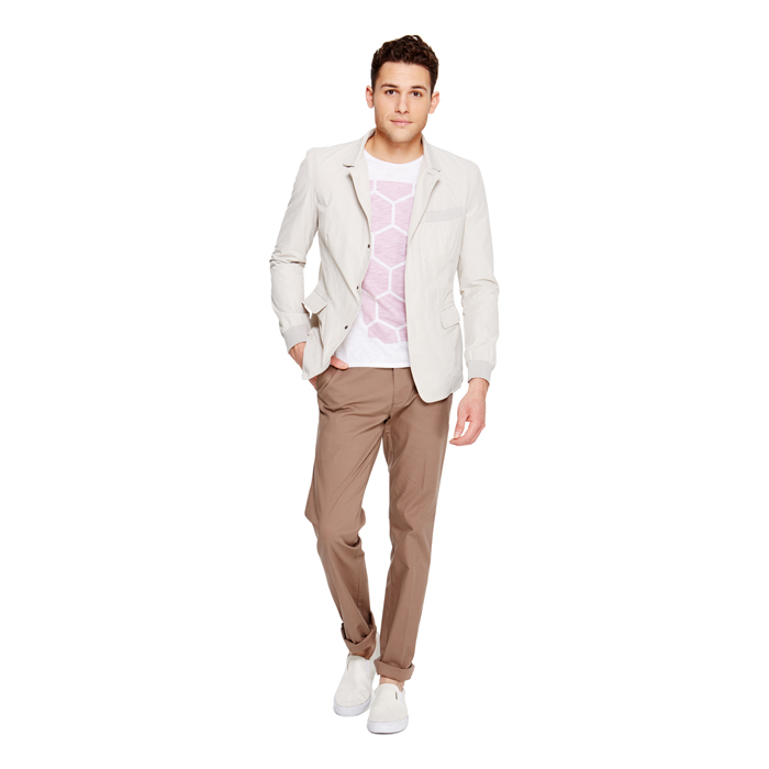 VAPOR DKNY LIGHTWEIGHT SPORTS JACKET Outlet Online