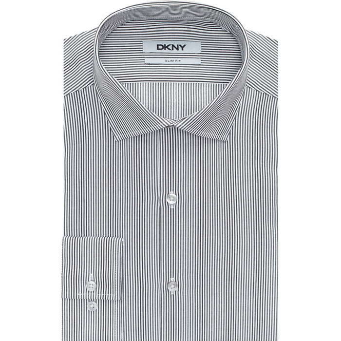 ONYX DKNY STRIPE DRESS SHIRT Outlet Online