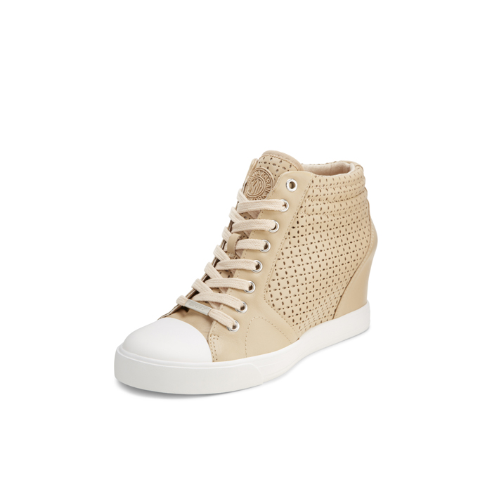 BUFF DKNY CINDY PERFORATED SNEAKER Outlet Online