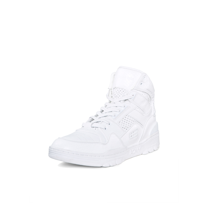 WHITE DKNY PONY X UNISEX SNEAKER Outlet Online
