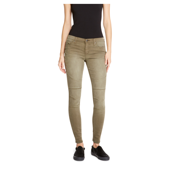 ARMY DKNY JEANS AVENUE B, MOTO STYLE Outlet Online