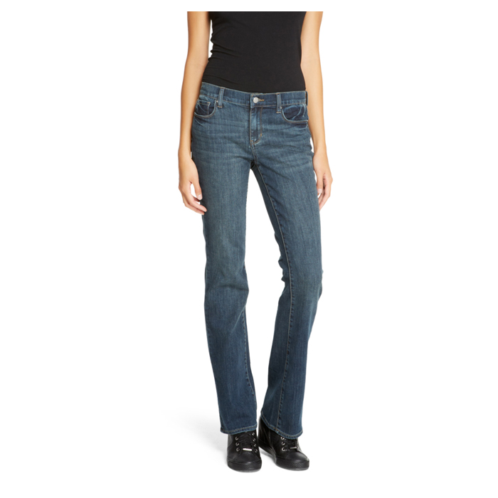 "CHELSEA WASH DKNY JEANS SOHO BOOT JEAN IN CHELSEA WASH 32"" INSEAM Outlet Online"