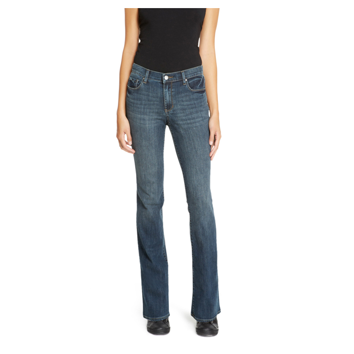"CHELSEA WASH DKNY JEANS SOHO BOOT JEAN IN CHELSEA WASH 30"" INSEAM Outlet Online"