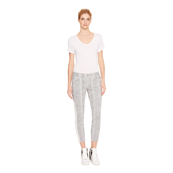 "WHITE DKNY JEANS AVENUE B 27"", MOTO Outlet Online"