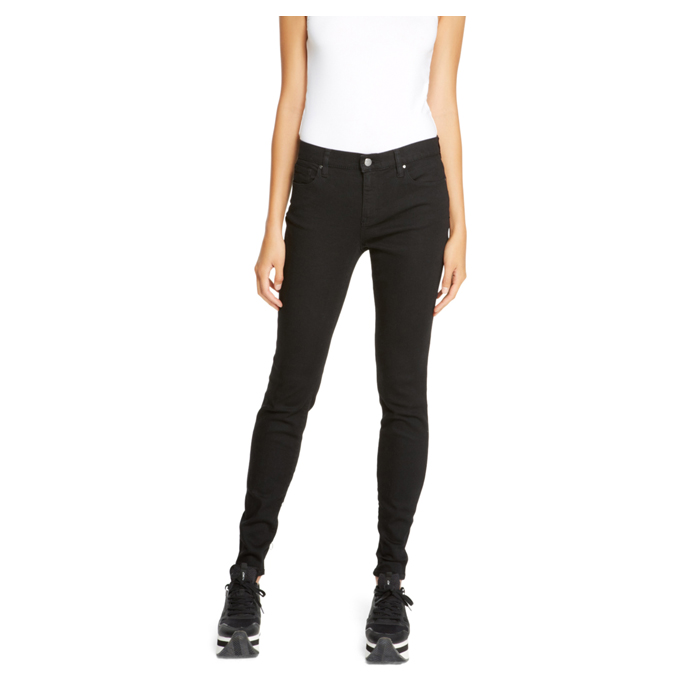 "CAVIAR WASH DKNY JEANS AVENUE B ULTRA SKINNY JEAN IN CAVIAR WASH 31"" INSEAM Outlet Online"