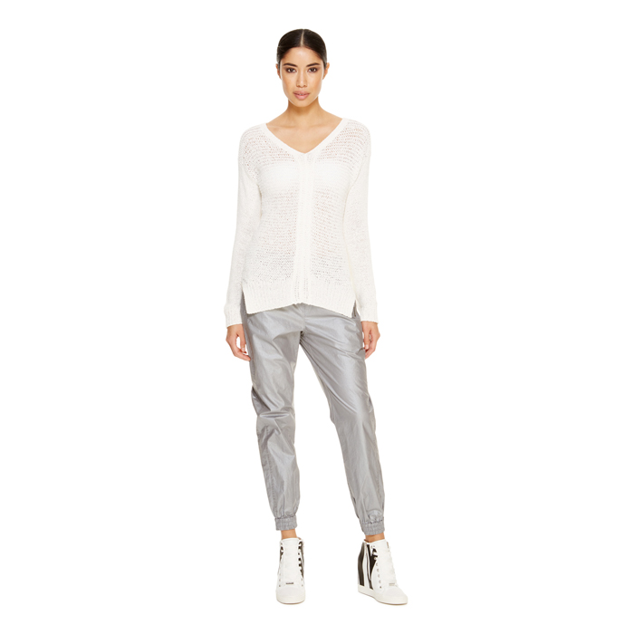 SONIC DKNY -INTERNATIONAL- JEANS COATED JOGGER PANT Outlet Online