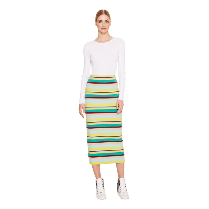 PARADISE DKNY MIDI TUBE SKIRT Outlet Online