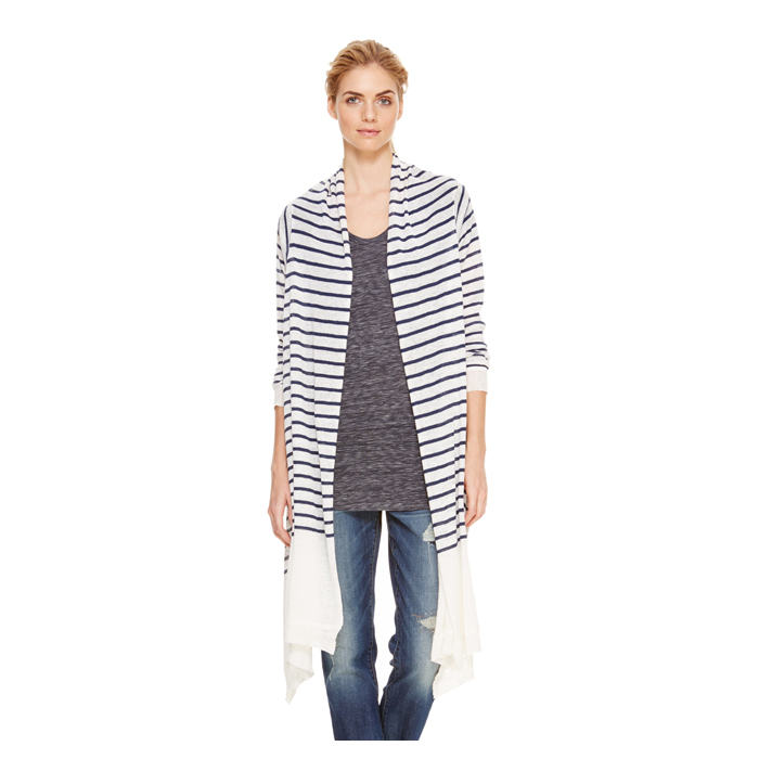 DENIM DKNY DKNYPURE STRIPE LINEN COZY Outlet Online