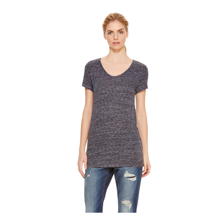 FJORD DKNY DKNYPURE SCOOPNECK TEE Outlet Online