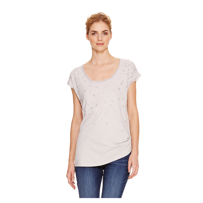 DOVE DKNY JEANS TUNIC TOP Outlet Online
