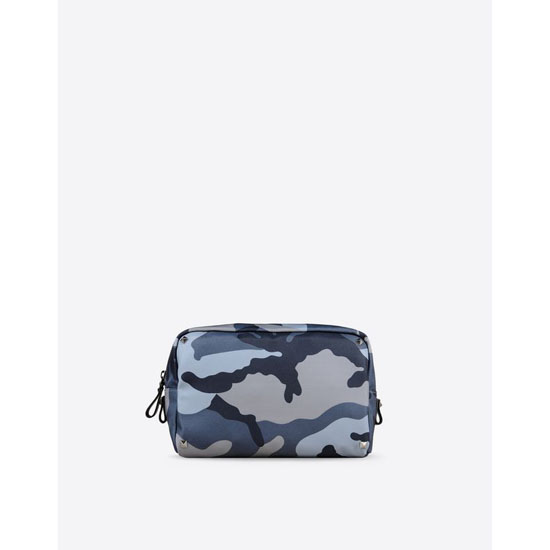 VALENTINO CAMOUFLAGE WASHBAG IY0P0534NE5 S01 Outlet Online