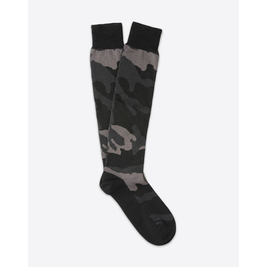 VALENTINO COTTON SOCKS IV0KI00A2HB F11 Outlet Online
