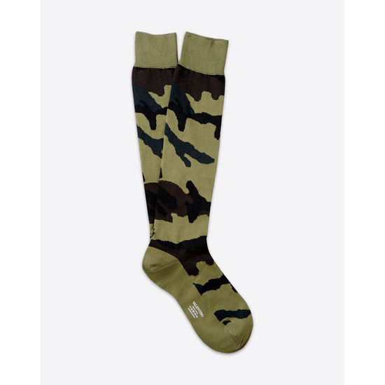 VALENTINO COTTON SOCKS IV0KI00A2HB F00 Outlet Online
