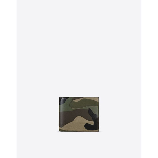 VALENTINO CAMOUFLAGE WALLET IY0P0445TND Y28 Outlet Online