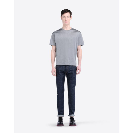VALENTINO T-SHIRTS AND SWEATSHIRTS GVAN0841-VN2118V 103 Outlet Online
