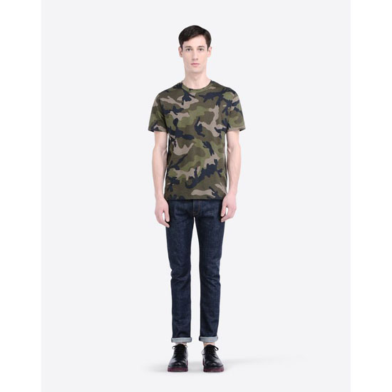 VALENTINO T-SHIRTS AND SWEATSHIRTS GVAN0836-VN2107V 565 Outlet Online