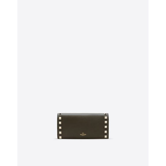 VALENTINO ROCKSTUD WALLET IW2P0459BOL Y20 Outlet Online