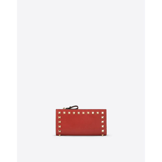 VALENTINO ROCKSTUD WALLET IW2P0301BOL-F28 Outlet Online