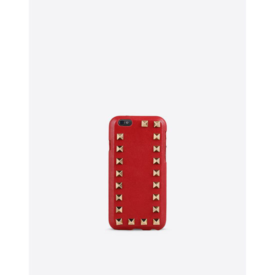 VALENTINO ROCKSTUD I PHONE 6 CASE IW0P0521BOL 0RO Outlet Online