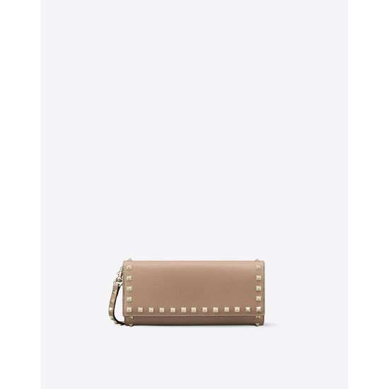 VALENTINO ROCKSTUD TRAVEL WALLET IW2P0379BOL Z83 Outlet Online
