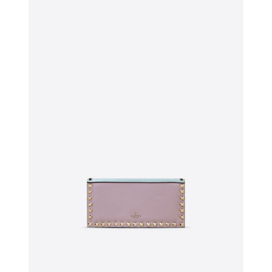VALENTINO WATERCOLOR ROCKSTUD POUCH IW0P0535VDN 0AC Outlet Online