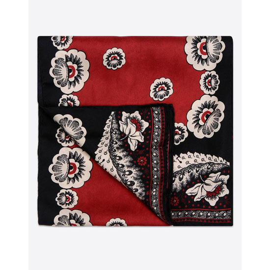 VALENTINO 24X180 PRINT SCARF BANDEAU - SPECIAL PACK IT0EQ00ELEA EN0 Outlet Online