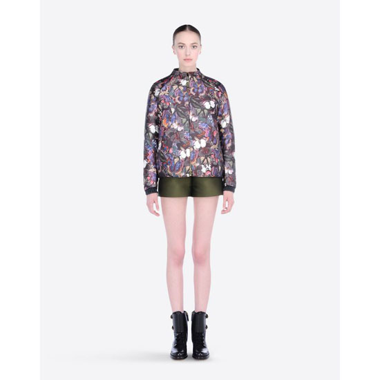VALENTINO CAMU BUTTERFLY SCUBA DOWN JACKET HBC23S31-VS0045B M00 Outlet Online