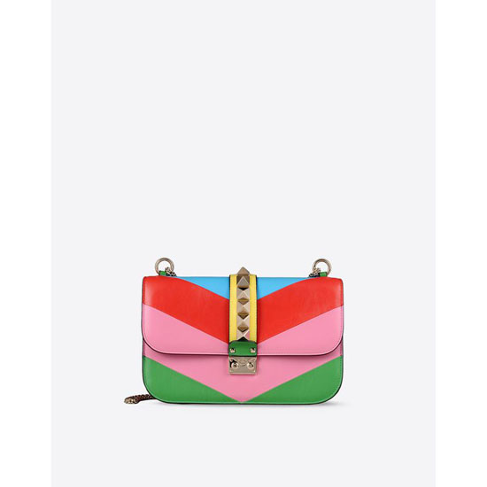 VALENTINO CHAIN SHOULDER BAG IW2B0398VCM-N32 Outlet Online