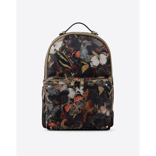 VALENTINO CAMUBUTTERFLY BACKPACK IW2B0857NCU-Y20 Outlet Online